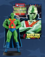Eaglemoss DC Comics Super Hero Figurine Collection #018 Martian Manhunter